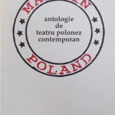 MADE IN POLAND - ANTOLOGIE DE TEATRU POLONEZ CONTEMPORAN de IULIA POPOVICI, 2008 - Carte Teatru