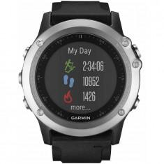 Smartwatch Garmin Fenix 3, Heart Rate, Silver