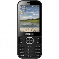 Telefon mobil Dual SIM MaxCom MM237, Black