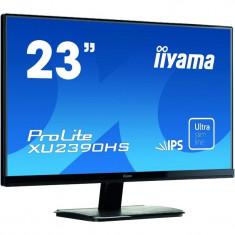 Monitor LED IIyama ProLite XU2390HS-B1 23 inch 5 ms Black, 1920 x 1080
