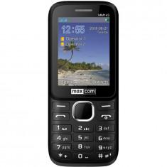 Telefon mobil Dual SIM MaxCom Classic MM143, 3G, Black