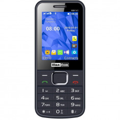 Telefon mobil Dual SIM MaxCom Classic MM141, Grey