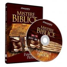 Mistere biblice- Evangheliile pierdute, DVD, Romana, discovery channel