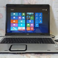 Laptop HP GAMING-cu telecomanda, AMD Turion 64 X2, 2 GB, 250 GB