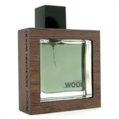 Parfum de barbat He Wood Rocky Mountain Wood Eau de Toilette 50ml, Dsquared2