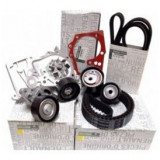 Pachet revizie cu Kit Distributie si Pompa Apa Dacia Logan MCV II 1.5 DCI, 75 CP, Kit Distributie Dacia