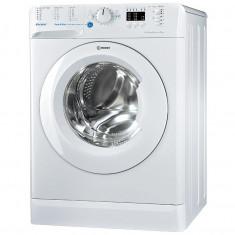 Masina de spalat rufe Indesit BWSA 61253 W EU, 6 kg, 1200 rpm, clasa A+++, alb