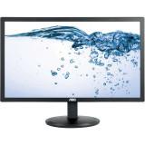 Monitor LED AOC E2280SWN 21.5 inch 5 ms Black, 1920 x 1080