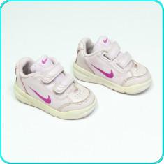 DE FIRMA → Pantofi—adidasi comozi, practici, usori, comozi, NIKE → fete | nr. 21 - Adidasi copii Nike, Culoare: Roz, Piele sintetica