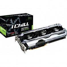 Placa video INNO3D nVidia GeForce GTX 1070 Ti iChill X3 v2 8GB DDR5 256bit