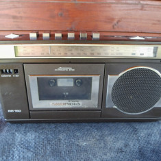Radiocasetofon grundig