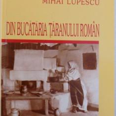 DIN BUCATARIA TARANULUI ROMAN de MIHAI LUPESCU, 2000
