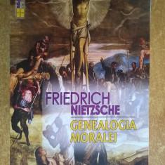 Friedrich Nietzsche - Genealogia moralei - Carte Filosofie
