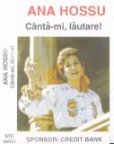 Caseta audio: Ana Hossu - Canta-mi, lautare! ( Electrecord - STC 00955 ), Casete audio