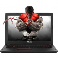 "Laptop Gaming ASUS ROG Intel Core i7-7700HQ 2.80 GHz, Kaby Lake, 15.6"", Full HD, 8GB, 1TB, NVIDIA GeForce GTX1060 3GB, Endless OS, Black"