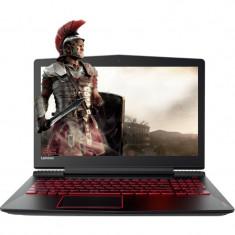 Laptop Lenovo Gaming 15.6'' Legion Y520, FHD IPS, Intel Core i5-7300HQ , 8GB DDR4, 1TB, GeForce GTX 1050 4GB, Win 10 Home, Black