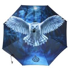 Umbrela cu bufnite Descopera magia - Umbrela Copii