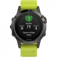 Smartwatch Garmin Fenix 5, Yellow