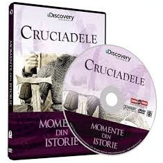 Momente din istorie: Cruciadele, DVD, Romana, discovery channel