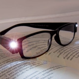Ochelari pentru Citit cu LED-uri+1,00