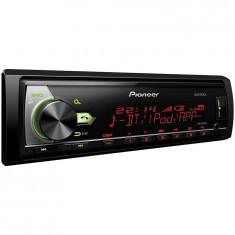 Radio MP3 Player auto Pioneer MVH-X580BT, 4x50 W, USB, AUX, RCA, Control iPod/iPhone, Android, Spotify, Bluetooth (fara CD)