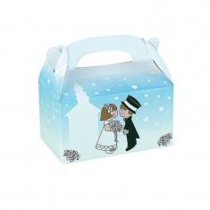 12 x Cutii de nunta Tratati - Marturii nunta