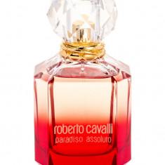 Apa de parfum Roberto Cavalli Paradiso Assoluto Dama 75ML - Parfum femeie