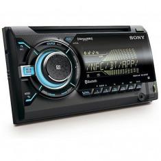 Radio CD auto Sony WX900BT, 4 x 52 W, 2DIN, USB, AUX, Bluetooth