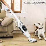 Aspirator Ciclonic și Aparat de Curățare cu Abur Cecoclean Steam & Clean 5055 1,2 L 1550W Alb