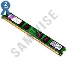 Memorie 2GB Kingston DDR2 667MHz, PC2-5300, Slim - Memorie RAM
