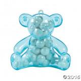 Ursuleț Plastic albastru Container