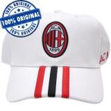 Sapca Adidas AC Milan - sapca originala, Marime universala, Alb