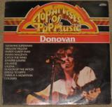 vinyl/vinil Donovan ,colectia Top Groups Of Pop Music ,Holland 1981,VG+