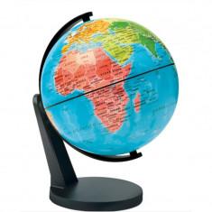 Glob geografic Giramondo, harta politica, 11 cm