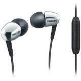 Casti audio In-Ear cu microfon Philips SHE3905SL/00
