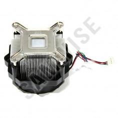 Coolere pentru INTEL Socket LGA 775, Ventilator 80mm, Prindere cu suruburi, Mufa 4 pini, Control turatie - Cooler PC