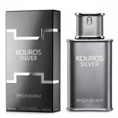 Parfum de barbat Kouros Silver Eau de Toilette 50ml, Yves Saint Laurent