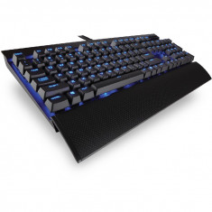 Tastatura Gaming K70 LUX - Blue LED - Cherry MX Blue, (EU) - Tastatura PC Corsair
