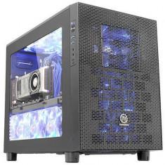 Carcasa Core X2 microATX Cube, fara sursa - Carcasa PC Thermaltake