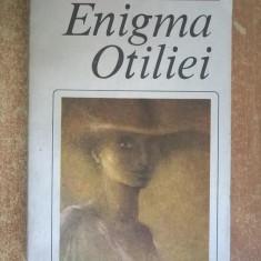 George Calinescu – Enigma Otiliei