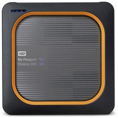 HDD extern Western Digital My Passport Wireless SSD 1TB Silver