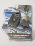 Adaptor Playstation 2 PS2 programabil pentru controler cu functii turbo slow