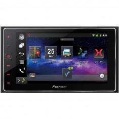 Multimedia unit Pioneer SPH-DA120, ecran tactil 6.2, dual USB, GPS, Bluetooth, Android, control iPhone, AppRadio Mode (fara CD)