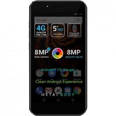 Telefon X4 Soul Mini S, Dual SIM, 16GB, Black - Telefon Allview