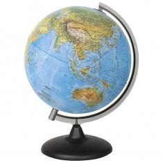 Glob pamantesc Geoglobe 25 cm, harta fizica