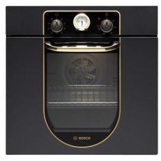Cuptor incorporabil Bosch multifunctional HBA23BN61, 62 l, 7 functii, clasa A, negru