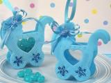 Adorabil albastru căruciori de copil Bag / titular