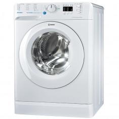 Masina de spalat rufe Indesit BWA 61252 W EU, 6 kg, 1200 rpm, clasa A++, alb