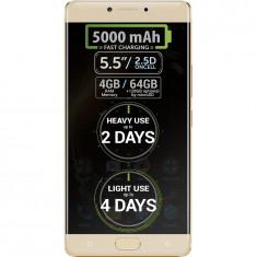 Telefon mobil Allview P9 Energy, Dual SIM, 64GB, 4G, Gold - Telefon Allview