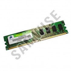 Memorie 2GB Corsair, DDR2 667MHz, PC2-5300 - Memorie RAM